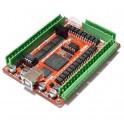 Плата коммутационная (USB контроллер) 5 осей 50кГц