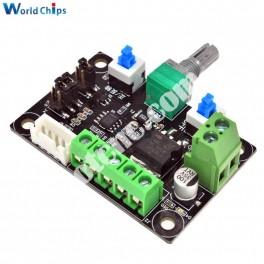 Контроллер-генератор сигналов для шаговых двигателей