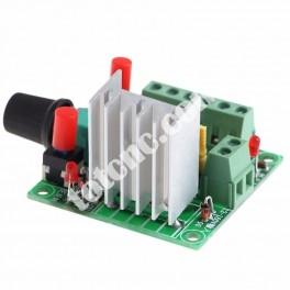 Контроллер-генератор сигналов для шаговых двигателей Module M08