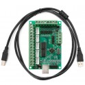 Плата коммутационная (USB контроллер) 5 осей  BL-MACH3 V2.0 100кГц