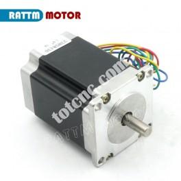Шаговый двигатель Nema23 23HS8430 Rattm Motors