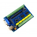 Плата коммутационная (USB контроллер) 5 осей с MPG портом BB5005