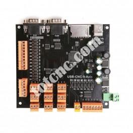 Плата коммутационная (контроллер) USB 9 осей BB9001