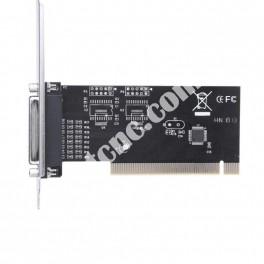 Параллельный порт LPT (плата расширения) DB25 25pin для PCI