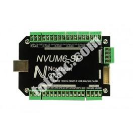 Плата NVUM_SPv1.1 коммутационная (контроллер) USB MACH3 6 осей BB6004
