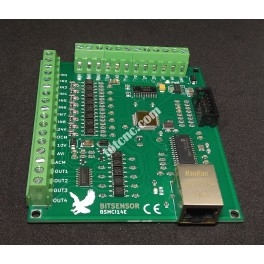 BITSENSOR Ethernet плата на 4 оси  BSMCI14E
