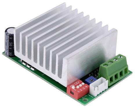Драйвер шагового двигателя BL-TB6600-V1.2.0 сигнальные интерфейсы