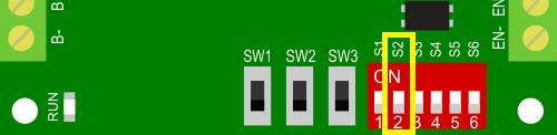 Настройка выходного тока в режиме удержания
