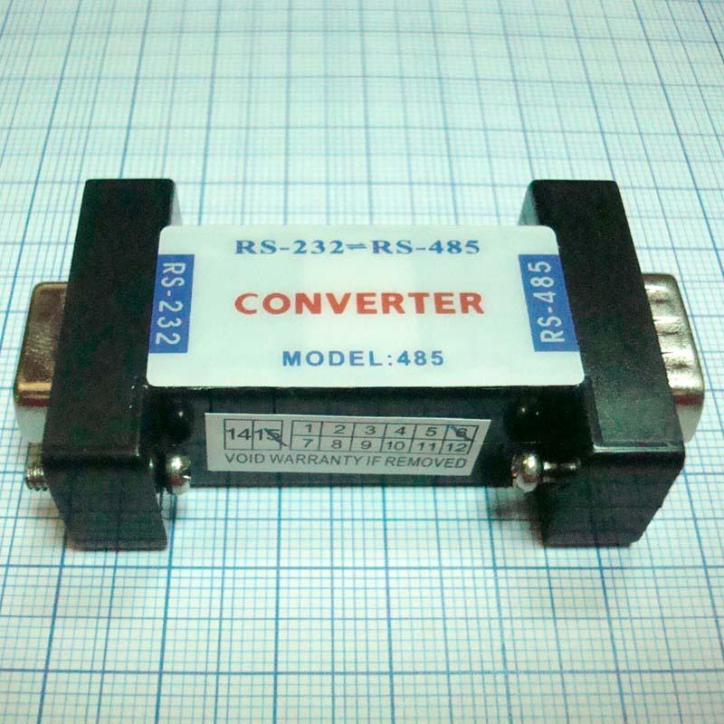 Конвертер AP-LINK RS232 - RS485 (DB9) COM порт основа